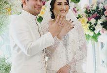 The Wedding of Dona & Vino by Chandani Weddings