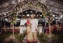 The Wedding Of Nishant & Vinutha by Elior Design