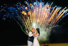 Fireworks & Special Effect Wedding Bali by JIBRIL FIREWORKS & SPECIAL EFFECT