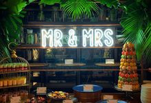 Wedding Neon Signs by Neon Life
