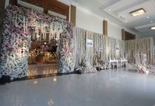 The Wedding of Vina Haqqi by Eden Design