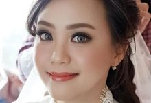 Bride Michelle by Make Up By Krista