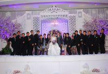 The Wedding of Khou Budiarta & Meilani by AS2 Wedding Organizer
