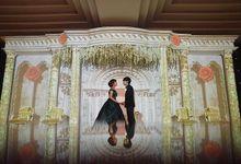 The Wedding of Linka & Alffy by Chandani Weddings