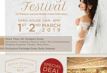 Wedding Festival by Duta Venues