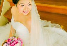 Wedding of Moi & Katz by Jo Chan Makeup Artistry