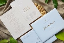 Single Hardcover by Farever Invitation