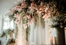 Engagement Event by Art Deco Luxury Hotel Ciumbeleuit Bandung