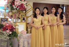 Wedding 2019 ( Part I )  by STILETTO PAGAR AYU