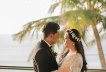 The Wedding of Jimmy & Justitia by Bloom Gift