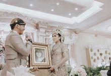 ICHA & DUSTIN WEDDING by Seserahan Indonesia