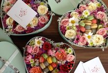 Flower Gift Box Collection 2014/2015 by Jasmine Florist