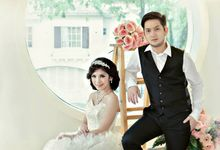 prewedding RIta suma & ilwen by THE HOUSE STUDIO
