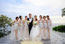 Ruby & Eric Wedding on 11 March 2014 by The Organiser Bali