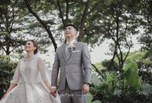 Harris and Maya wedding day by Amour Management