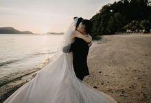 Beach Wedding in Phuket by Hipster Wedding