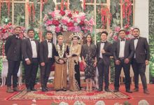 Airin & Acil Wedding Reception by Good Harmony