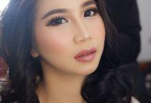 Flawless Makeup by Ve.ramadhan