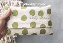Audy & Annas Wedding by Packy Bag Vintage