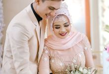 lita wedding by White Make Up and Hair Do