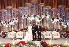 MC Wedding Intimate Fairmont Hotel Jakarta -Anthony Stevven by Anthony Stevven