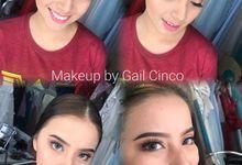 Bride Makeup by Makeup by Gail Cinco