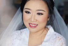 Bride Marthangelaa by Megautari Anjani