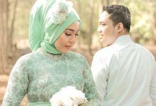 Indra & Sisilia Prewedding by grafato