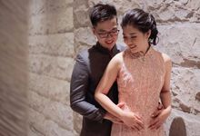Engagement of Jeffry & Katherine by Gianina Atelier