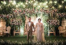 The Wedding of Chery & Kukuh by ViefSeserahan.id