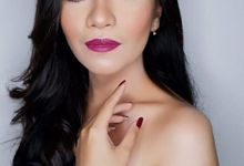 Glam Bold Makeup by Desiliafu makeupartist