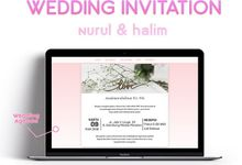Wedding Invitation Halim & Nurul by Hadiryaa (Web & Mobile Invitation)