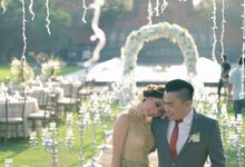 Henke and Siany in Bali by Rufous Events