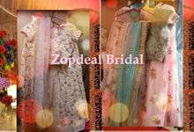 Bridal Dress by Zopdeal Bridal