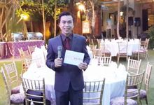 "MC Wedding "" Adrian & Yufita "" @ GWK 9 Jan 15 by MC YULIUS SETIAWAN"