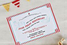 Wedding Invitation Wonderland | Le Paperville by Le Paperville