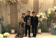 MC Sangjit Hotel Mulia Ballroom Jakarta - Anthony Stevven by Anthony Stevven
