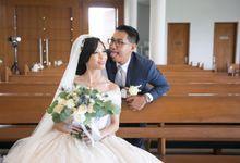 Wedding of Ferdy & Jeanne (Green) by Ohana Enterprise