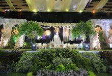 The Wedding of Ammar Sabrina by Eden Design
