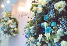 Wedding of Julian & Som by DENNSA Events