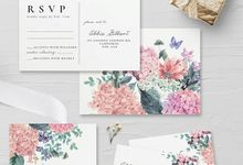 Floral designs by Papermint