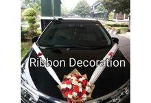 Dekorasi mobil by ribbondecoration