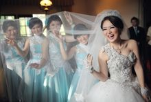 Wedding Of Hartono & Susi by All Occasions Wedding Planner