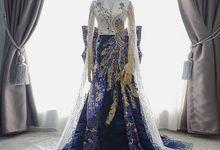 Cheongsam-Kimono Sangjit by METTA FEBRIYAN bridal & couture