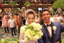 Wedding Vita & Andre by Srikandi Wedding Organizer Semarang