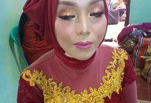 Bridesmaid Makeup by Aiiu Makeup