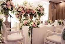 Badzlina & Ikbar Wedding by Nicca