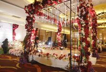 The Wedding Of Ammar Durriya by Eden Design