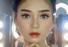 Wedding International & Thai makeup by lolla mua