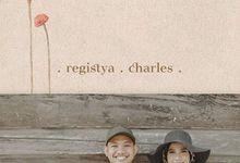 Charles & Registya by imajineroom